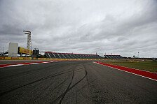 Streckenvorschau Circuit of the Americas in Austin, USA GP der Formel 1