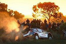 WRC - Kubica: Dramenfreier Samstagvormittag in Spanien