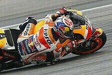 MotoGP - Lorenzo crasht im 4. Training