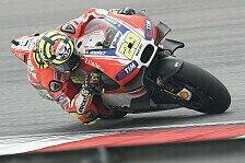 MotoGP - Ducati schwächelt im Qualifying nach Problemen