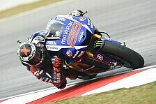 MotoGP - Lorenzo fährt im FP3 alle in Grund und Boden