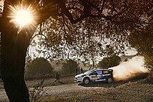 WRC - Evans schwärmt von Raserei vor der Haustür