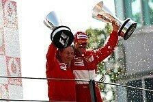 Formel 1: Top-5 Weltmeister-Abschiede: Von Lauda bis Schumacher