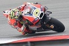 MotoGP - Iannone: Hatte noch mehr Speed erwartet