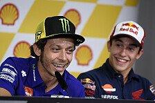 MotoGP - Schwantz: Kein Grund für Rossi-Angriff auf Marquez