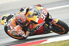 MotoGP - Marquez schlägt im Warm-Up zurück