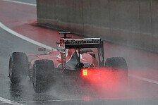Formel 1 - Pirelli-Reifentest: Nur drei Teams dabei