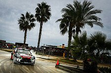 WRC - Citroen-Piloten peilen Wales-Podium an
