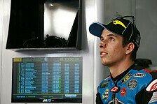Moto2 - Marquez nach Zwischenhoch wieder hart geerdet