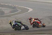 MotoGP - Rossi vs. Marquez: Jetzt spricht die Rennleitung