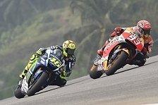 MotoGP - Blog: Rossi säte Wind und erntete Sturm