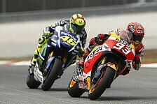 MotoGP - Rossi und Marquez: Wortgefecht bei Rennleitung