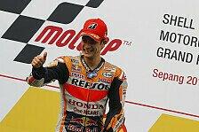 MotoGP - Sepang: Die Stimmen zum Rennen