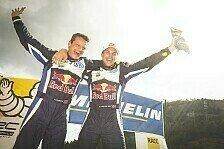 WRC - Volkswagen in Großbritannien vor großem Showdown