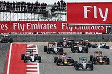 Formel 1 - Mega-Kalender 2016: Ferrari will mehr Geld