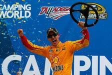 NASCAR - Logano gewinnt auch das dritte Contender-Rennen