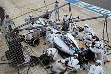 Formel 1 - Williams: Bitterer Doppel-Ausfall in Austin