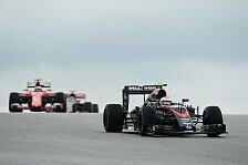 Formel 1 - Höhenluft macht McLaren schwer zu schaffen