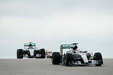 Formel 1 - Elektro-Rennsport spielt für Mercedes keine Rolle