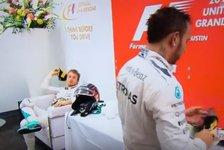 Formel 1 - Kommentar - Kappen-Krach? Ist doch Kappes