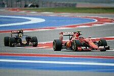 Formel 1 - Rad-an-Rad-Duelle: Räikkönen fordert klare Ansagen