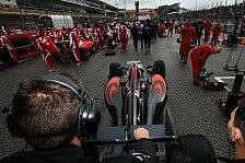 Formel 1 - McLaren: Problemanalyse an Alonsos Austin-Motor