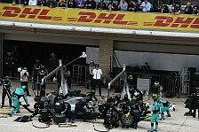 Formel 1 - US GP: Die Boxenstopp-Analyse