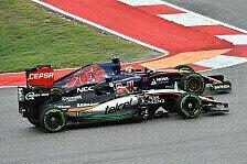 Formel 1 - US GP: Die Topspeeds