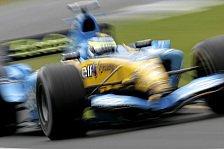 Formel 1 - Die Zuversicht bei Renault wächst von Tag zu Tag
