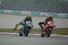 MotoGP - Vettel: Rossi hatte absolut Recht mit Fußtritt