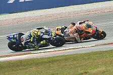 MotoGP - Marquez: Keine Einmischung in Rossis CAS-Klage