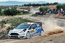 WRC - Spanien weiterhin auf verschiedenen Untergründen