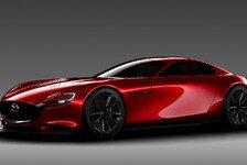Auto - Mazda präsentiert Sportwagen-Konzept RX-Vision