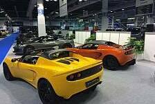 Auto - Lotus Evora 400 Debut auf der Auto Zürich