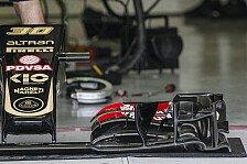 Formel 1 - Chester: Enttäuscht von der Menge an Entwicklungen