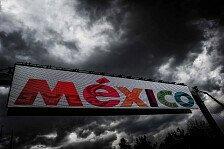 Formel-1-Rennen in Gefahr? Mexiko GP verliert Fördergelder