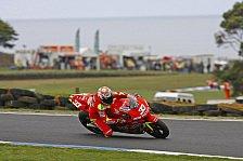 MotoGP - Australien, Sonntag, MotoGP: Ein verrücktes Rennen