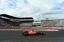 Formel 1 - Mexiko GP: Der Freitag im Live-Ticker