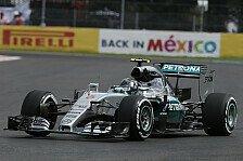 Formel 1 - Bilder: Mexiko GP - Freitag