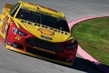 NASCAR - Pole: Die Logano-Show geht weiter