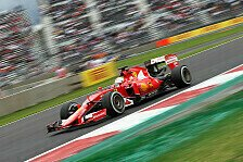 Formel 1 - Vettel: Kaum Grip, wenig Speed