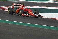 Formel 1 - Räikkönen mit Rallye-Feeling in Mexiko