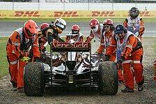 Formel 1 - Grosjean: Rallye-Feeling in Mexiko? Nein danke!