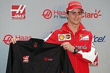Formel 1 - Fix: Haas holt Ferrari-Reservist Esteban Gutierrez