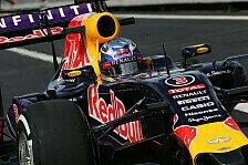 Formel 1 - Red Bull hofft auf mexikanischen Regen
