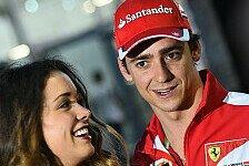 Formel 1 - Haas baut auf Gutierrez' Ferrari-Wissen