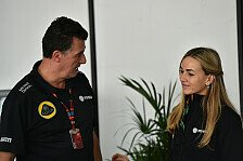 Formel 1 - Gastaldi: Lotus-Jahr mit starkem Ergebnis beenden