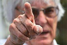 MotoGP - Ecclestone: Wir hätten Rossi disqualifiziert
