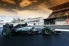 Formel 1 - Qualifying: 20. Pole für Nico Rosberg