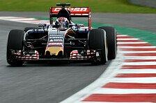 Formel 1 - Toro Rosso: Red Bull im Visier
